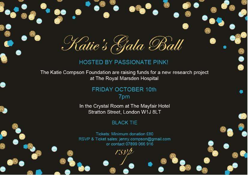 Katies Gala Ball Katie Compson Foundation